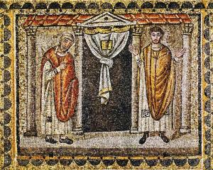 01-unknown-artist-the-parable-of-the-pharisee-and-the-publican-basilica-di-santapollinare-nuovo-ravenna-italy-6th-century
